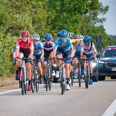 El Massi - Tactic roza el podio por equipos en Francia después de 817 km en 7 etapas