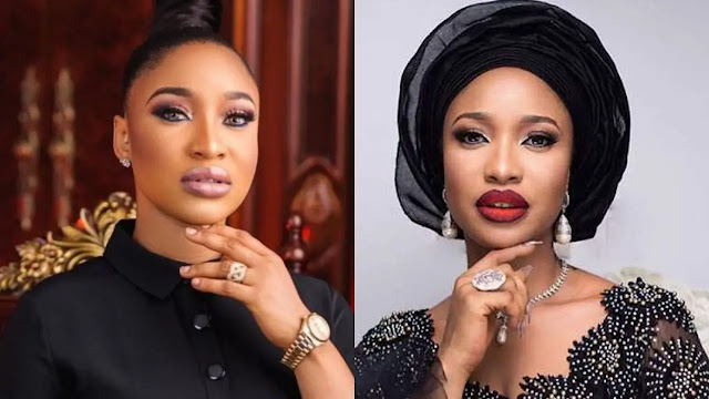 'If you have nothing nice to say about me, shut up- Actress Tonto Dikeh slam those Insulting her on Social media