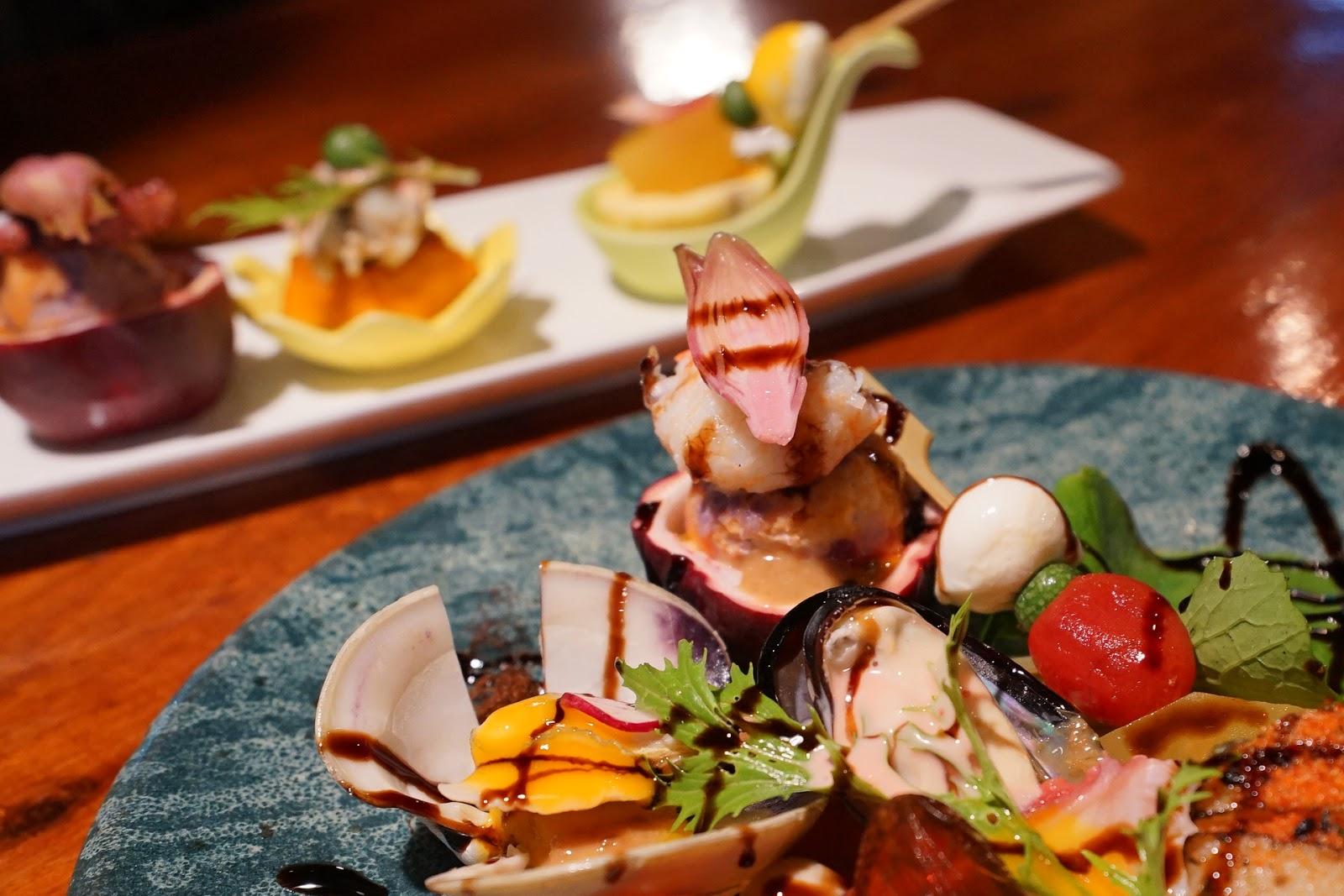 雕之森樹屋餐廳》南投無菜單料理 森林中的頂級饗宴!埔里美食推薦