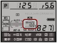Cara Setting ISO Pada Kamera Digital