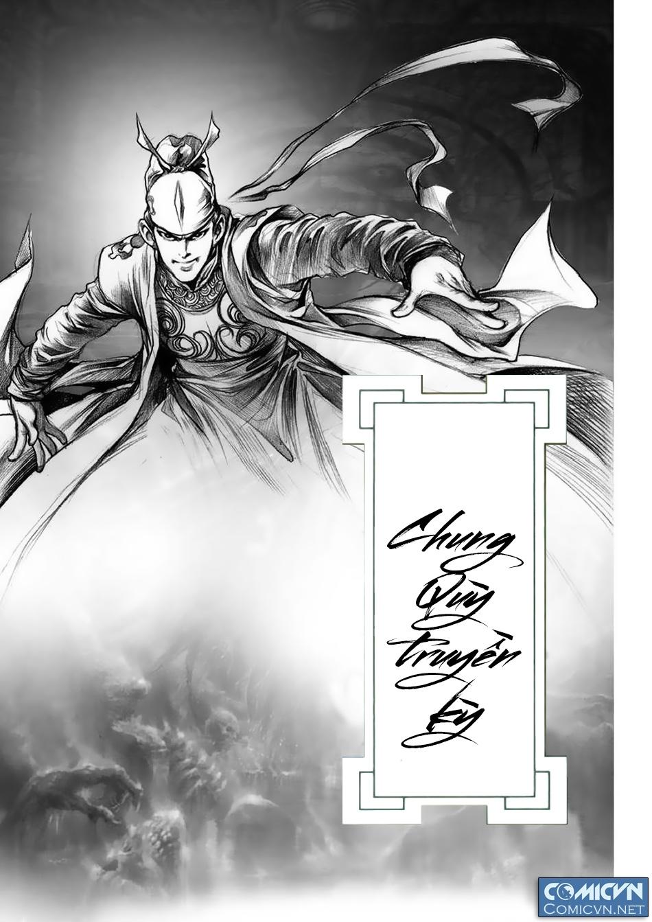 Chung Quỳ Truyền Kỳ Chap 9 - Next Chap 10
