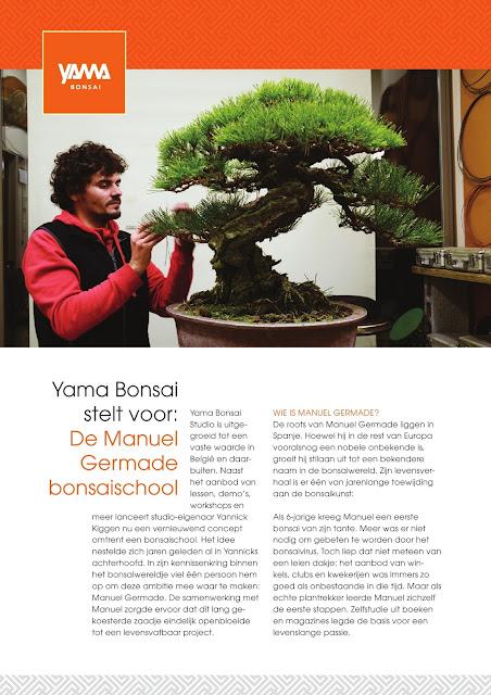Manuel Germade Bonsaischool