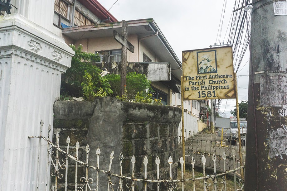 Pila Church as the First Anthonine Church in the Philippines