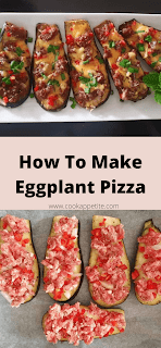 Stuffed eggplant pizza is quick and easy to make, with just a few incredible ingredients. These pizzas won't disappoint you.