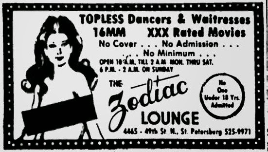 St petersburg strip clubs