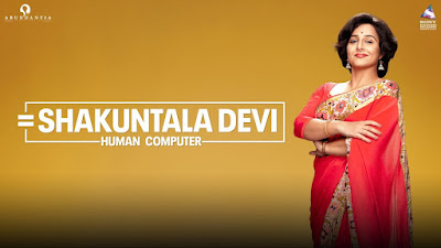 Shakuntala Devi the human computer