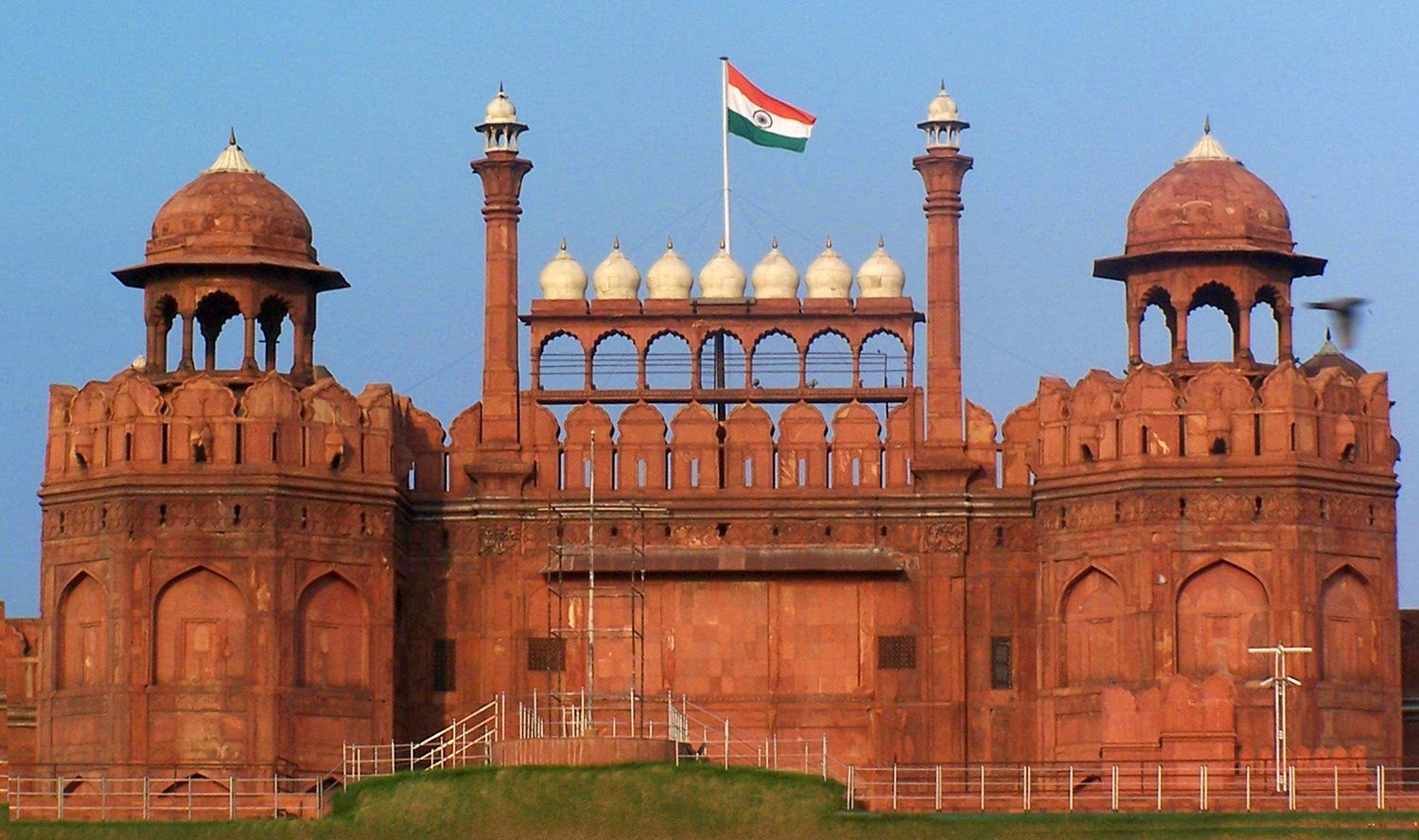 architecture red fort