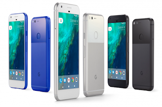 Mobiltelefon Pixel Google