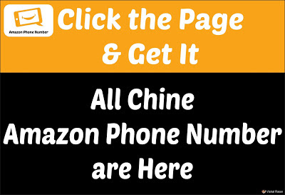 Amazon Phone Number China | All China Amazon Phone Number Are Here