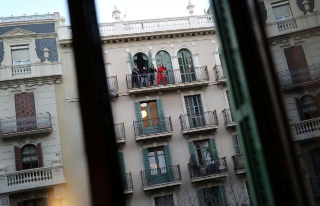 Σε κατάσταση έκτακτης ανάγκης η Ισπανία μέχρι τις 26 Απριλίου