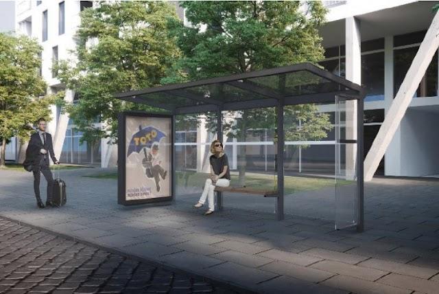 Tizenöt évnyi reklámbevételért újulnak meg a szoboszlói buszvárók