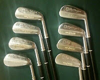 First Set of Golf Clubs: Recalling Lloyd Mangrum Irons, Lady Ben Hogans and More
