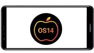 تنزيل برنامج OS14 Launcher Pro mod premium مدفوع مهكر بدون اعلانات بأخر اصدار من ميديا فاير