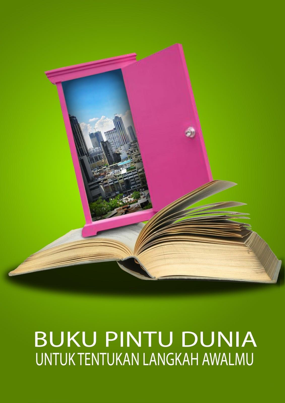 Contoh Poster Pendidikan Newbie Master