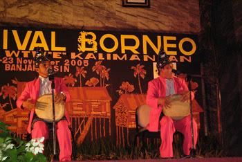 Kesenian Madihin Khas Banjarmasin