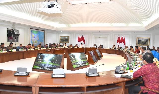 Pulang dari Kantor Presiden, Herman Deru Akan Kumpulkan Bupati/Walikota