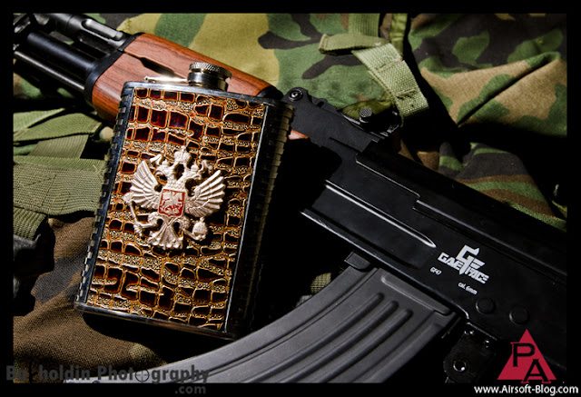 Gameface AK-47, Gameface Classic Army, Airsoft AK-47, Kalishnikov, Lord of War, Russian Assault Rifle, Airsoft Guns, Pyramyd Airsoft Blog, Tom Harris Media, Bakholdin Photography