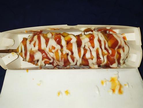 snack dari korea