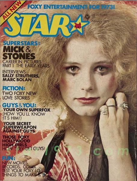 Theredtele℘honε.: Star Magazine: Scheming Teenage Super