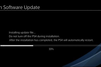 Cara Memperbarui PlayStation 4 atau Pro Secara Manual