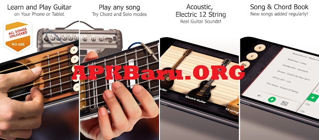 Real Guitar Pro v3.3.4 Latest Version For Android