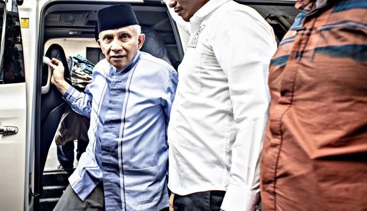 Amien Rais: Jokowi Harus Segera Berhenti Jadi 'Kacung' Megawati