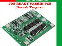 Job Ready Pabrik PCB - Taoyuan Taiwan - Februari 2020