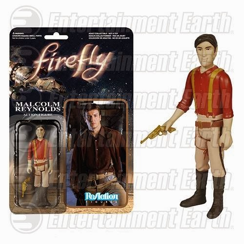 Firefly ReAction Retro Action Figures by Funko & Super7 - Malcolm Reynolds