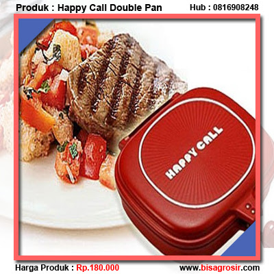 HAPPY CALL DOUBLE PAN ORI MADE IN KOREA