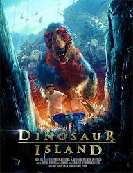 pelicula Dinosaur Island (La Isla de los Dinosaurios) (2014)