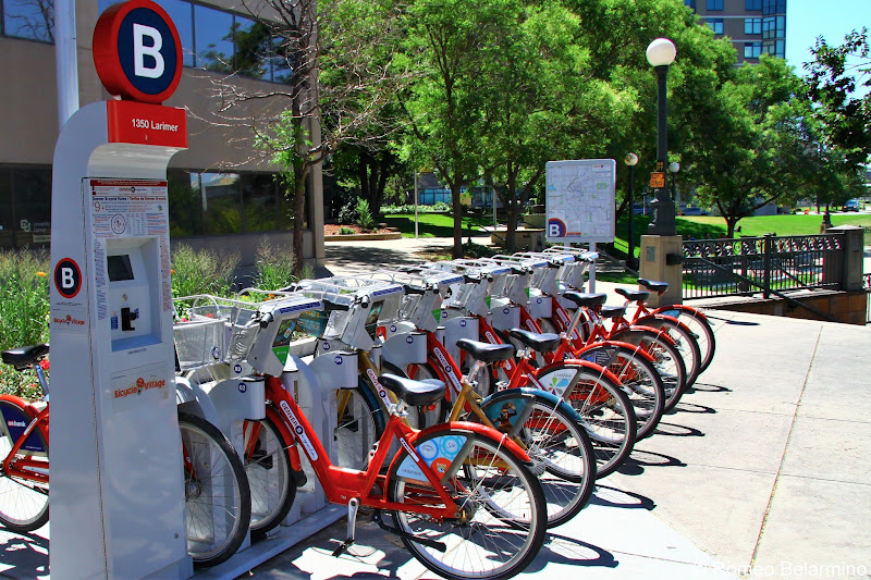Denver B-cycle Things to Do in Denver