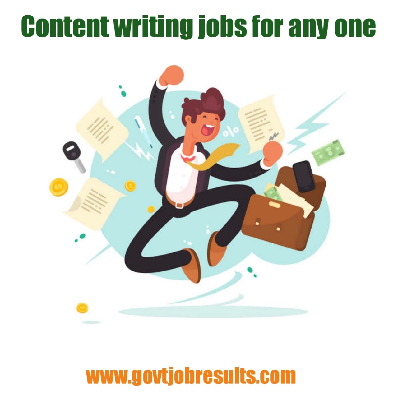 jobs for content writing