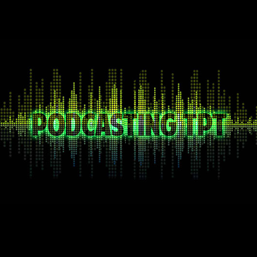 The Podcasting TpT Logo