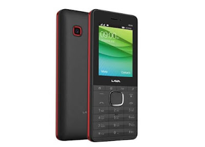 Lava 4G Connect M1 feature phone