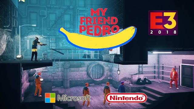 """""""My Friend Pedro"""" Game bắn súng STG hấp dẫn 2019"""