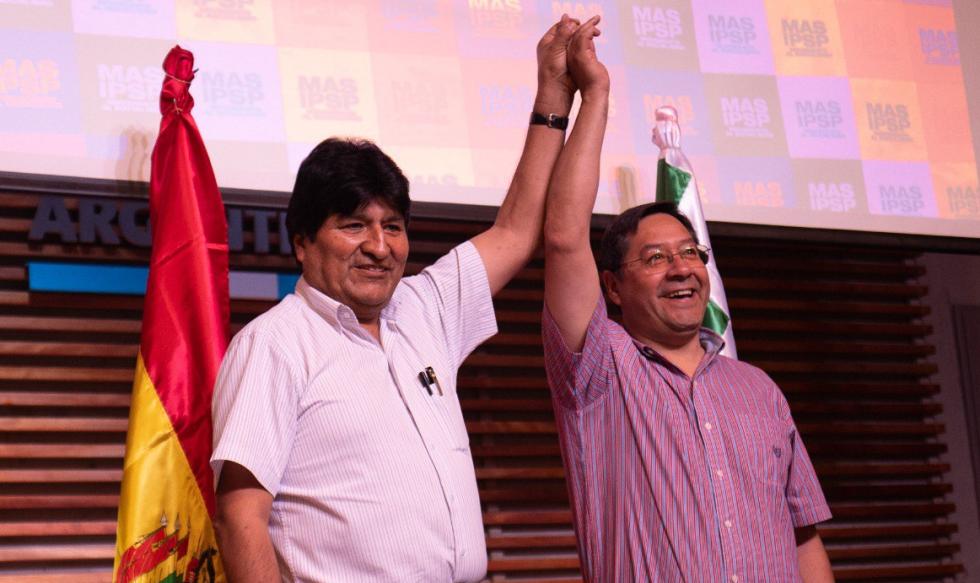 Blog do Mello: Candidato de Evo vence no 1º turno eleições na Bolívia,  segundo pesquisa