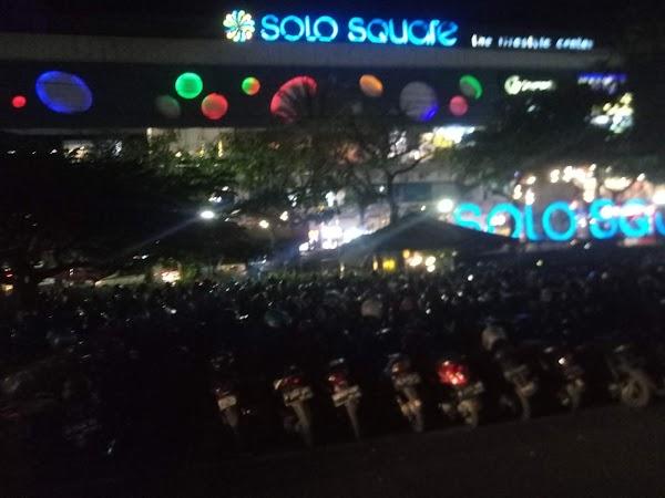 Ke Solo Square Ujungnnya Ngopi Juga #solotrip