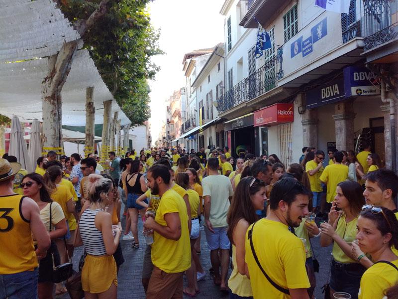 Festes de Santa Margalida i Sant Jaume