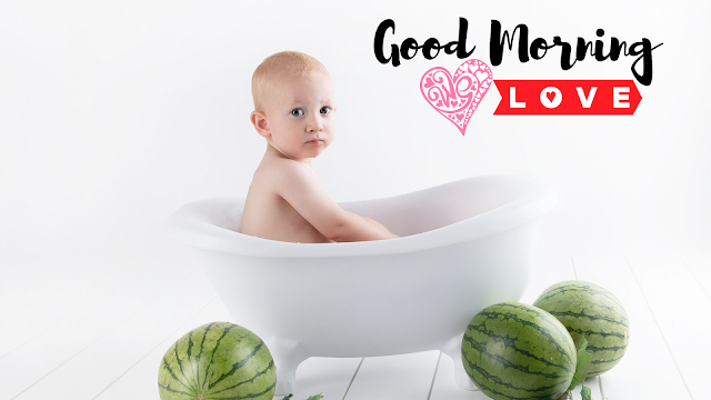 Seemly Happy Baby Good Morning Images