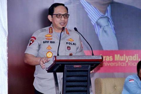 Wakapolri: Siapapun yang Ikut Benny Wenda Pisah dari NKRI akan Ditindak
