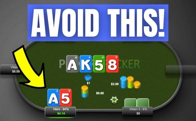 Stop Making These 5 Amateur Poker Mistakes (Costing You Money!)