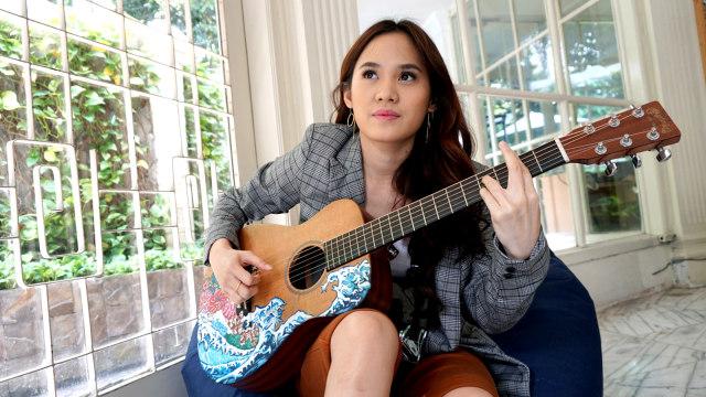 Biodata Artis dan Penyanyi Indonesia - Sheryl Sheinafia