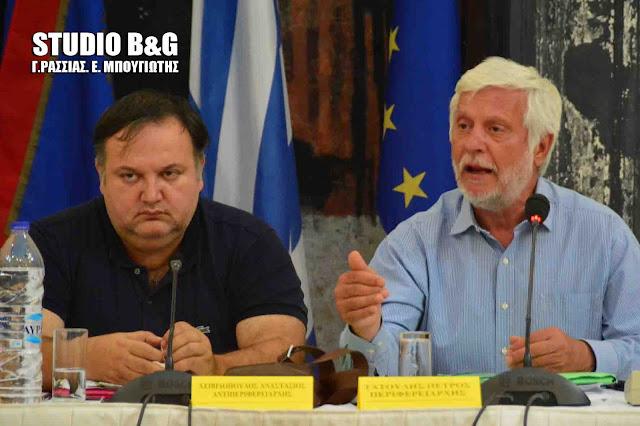 Περιφερειάρχης Πελοποννήσου «Πυλώνας ανάπτυξης της περιφερειακής μας οικονομίας η μετατροπή της Πελοποννήσου σε ενεργειακό κόμβο»