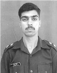 Captain Saurabh Kalia
