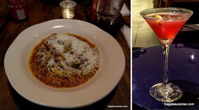Restaurante Jamie's Italian - Jamie Oliver em São Paulo