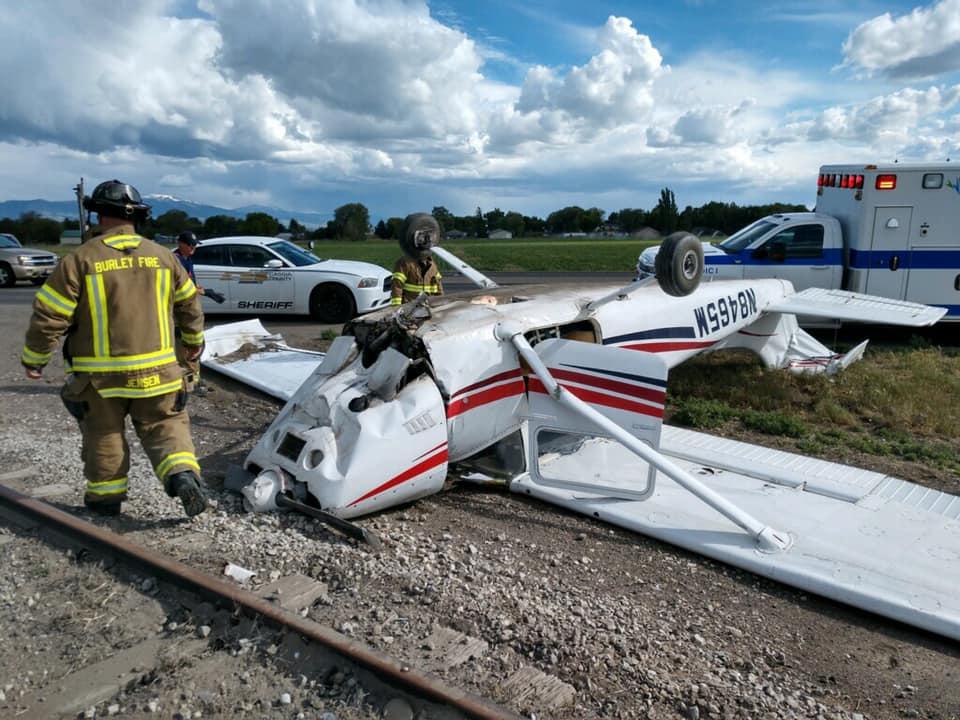 Kathryn's Report: Cessna 182P Skylane, N8465M: Accident