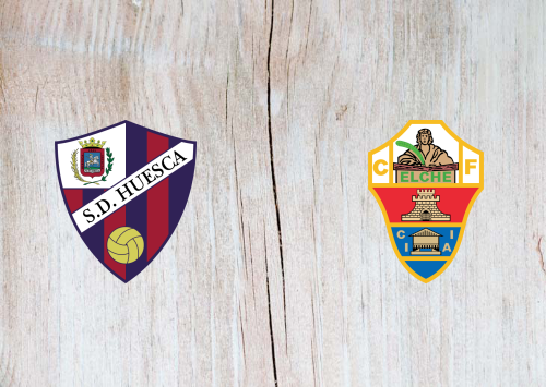 Huesca vs Elche