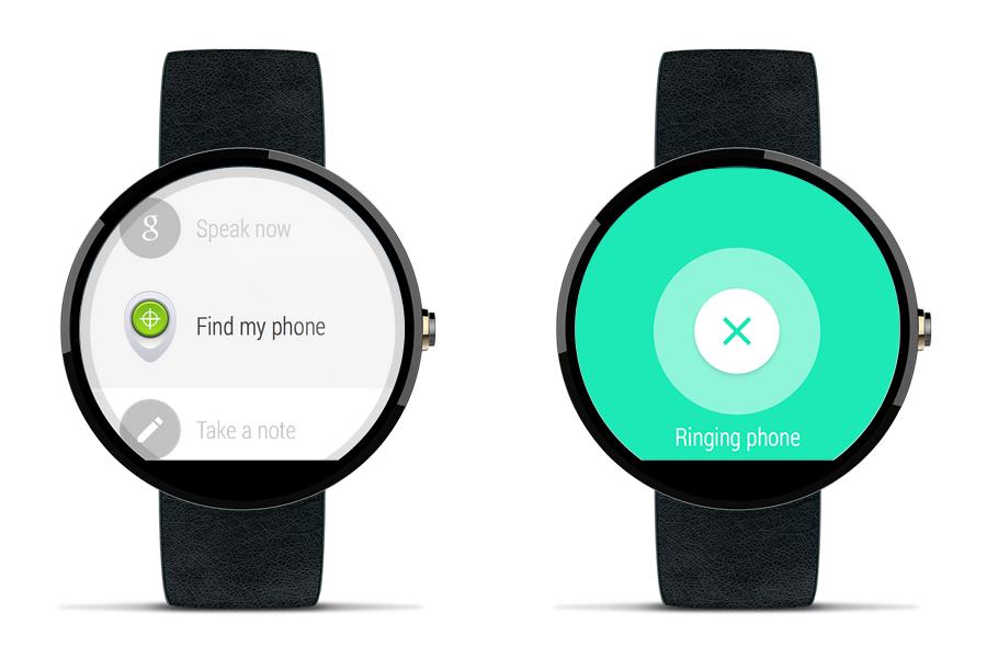 Android Wear com nova funcionalidade que te ajuda a encontrar o teu Smartphone 1