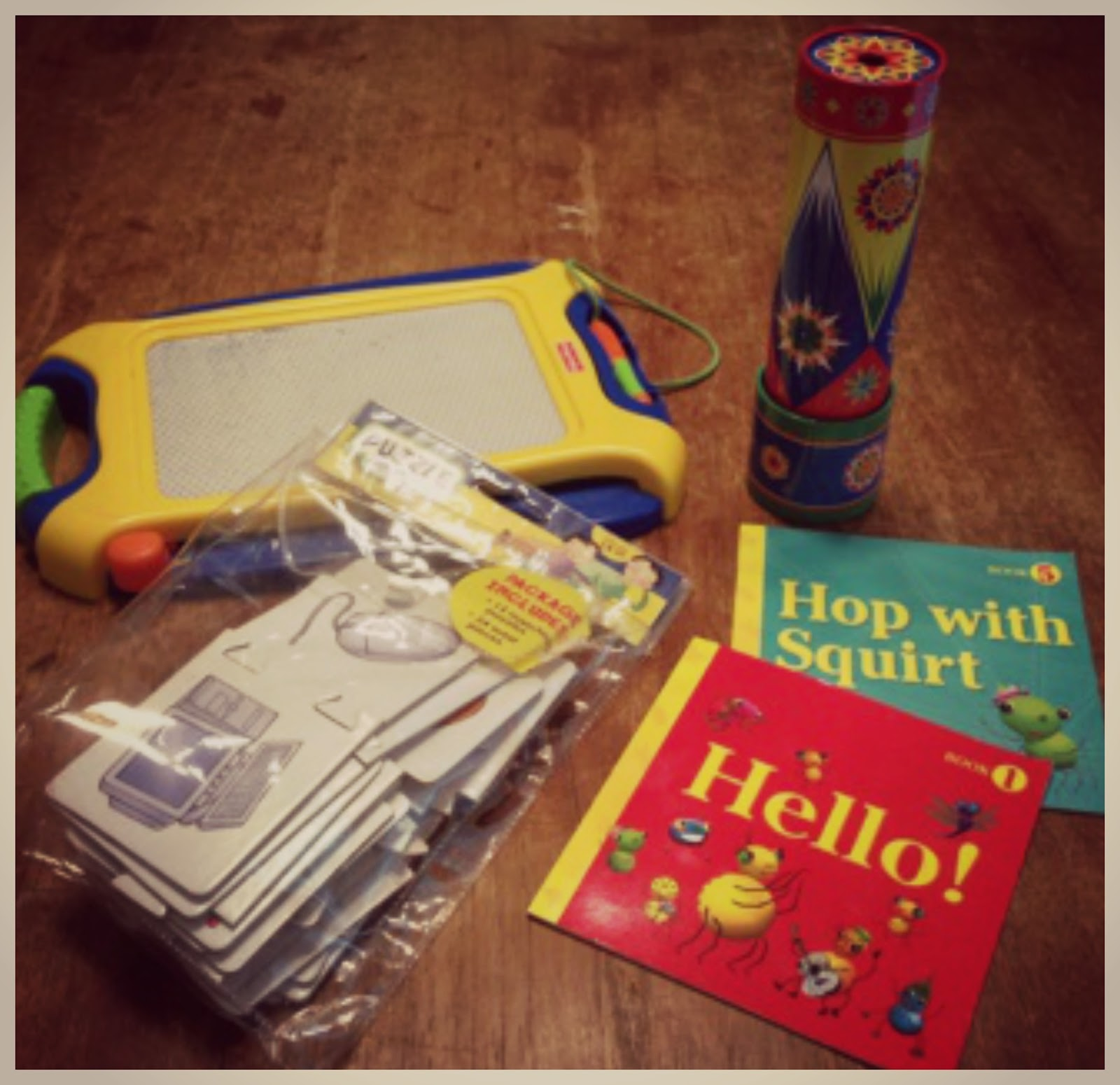 Encourage Play Learn Quiet Time Boxes