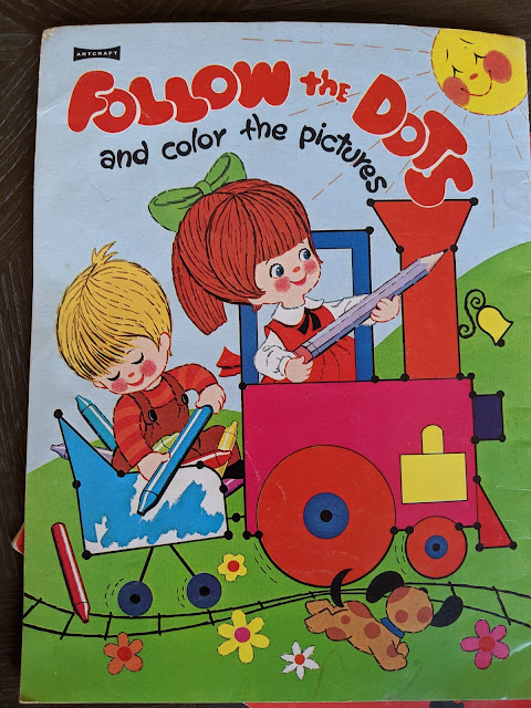picture of children's activity book cover